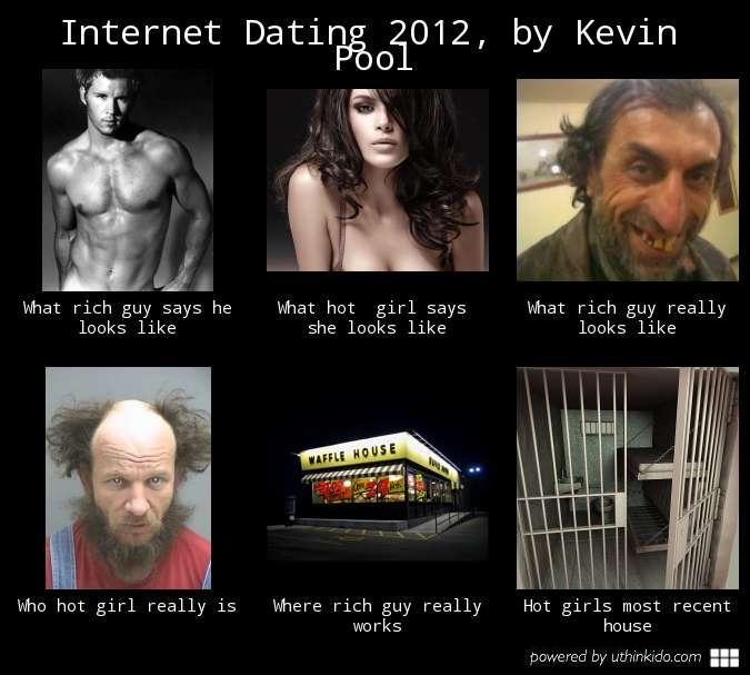 Online dating catfish photos