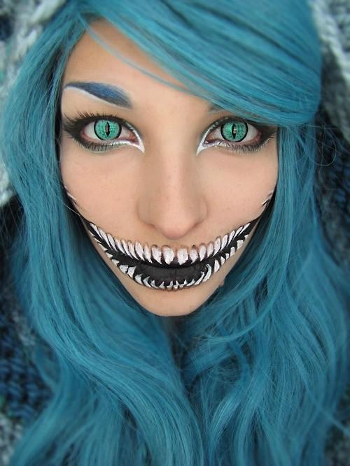 Best Halloween/Costume Makeup «