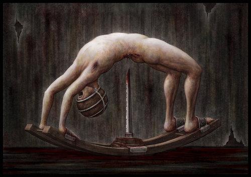bdsm пытки фото